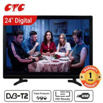 CTC 25 Inch Digital Tv
