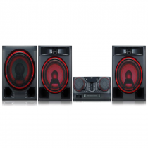 LG XBOOM CK 57 1(100W) Hi-Fi Entertainment System.