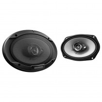 Kenwood KFC-S6966 3-Way 400W Coaxial Car Speakers