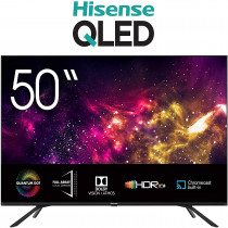 Hisense 50 Inch Frameless QLED Smart TV. (50U7QF)