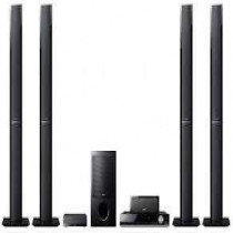 LG LHD657 1000W 5.1Ch DVD Home Theatre System