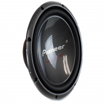 """Pioneer PRO TS-W3003D4 12"""" subwoofer with dual 4-ohm voice coils"""