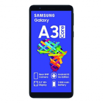 "Samsung Galaxy A3 Core (A013) Smartphone: 5.3"" inch - 1GB RAM - 16GB ROM - 8MP Camera - 4G - 3000 mAh Battery-"