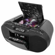 Sony CFD-S70 Cassette and CD Boombox with Radio