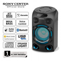 Sony V02 High Power Audio System with BLUETOOTH