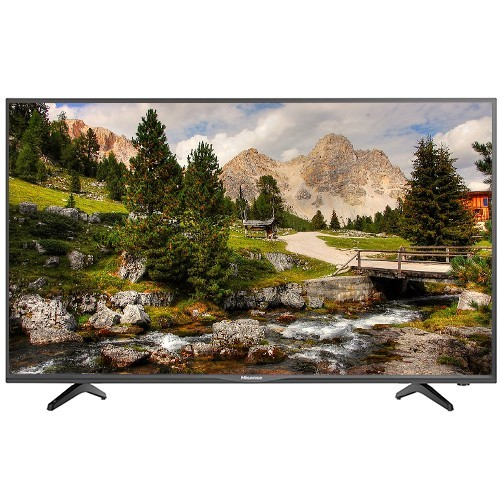 Hisense 43 inch Smart Android TV (Frameless)