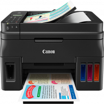 Canon G4400 ALL-IN-ONE Print,Copy,Scan And Fax With WIFI Connectivity Printer