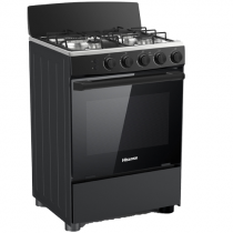 Hisense Free Stand Cookers 60CM All Gas Hod And Gas Oven HF60121B